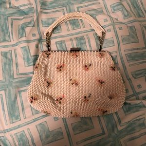 Beautiful beaded vintage purse